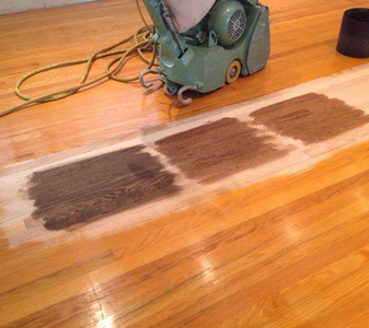 Hardwood Sanding Refinishing Hardwood Repair Walnut