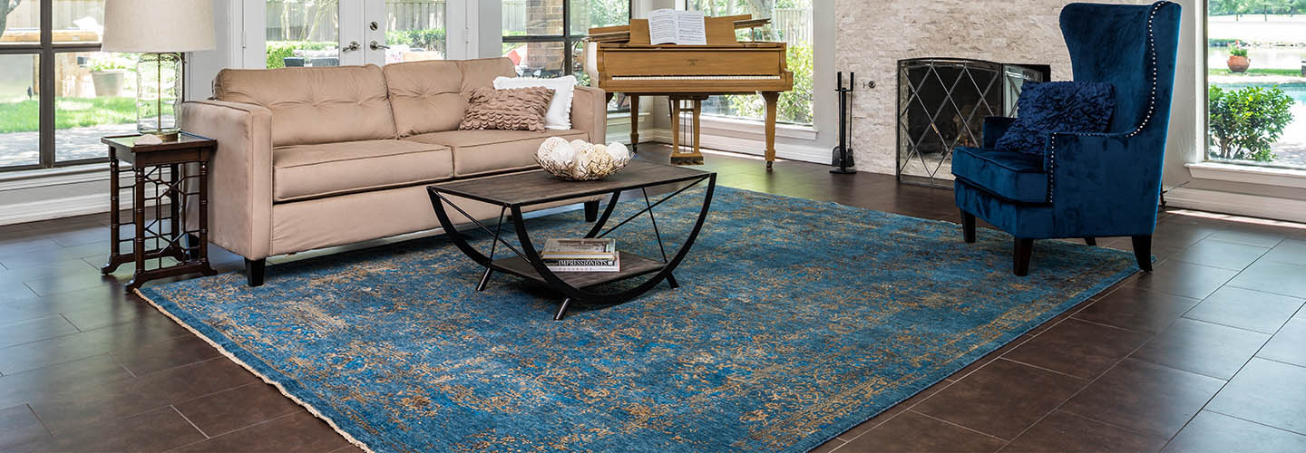 Monthly area rug specials roomscene