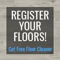 Register your floors and receive a free bottle of floor cleaner from Fine Floorz in Walnut Creek.
