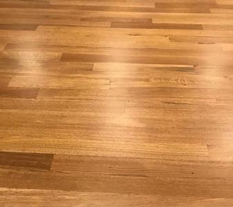 Custom hardwood flooring and refinishing