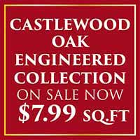 Shaw Floors Castlewood Oak Engineered Collection Flooring starting at $7.99 sq.ft. during our Holiday Flooring Sale at Fine Floorz in Walnut Creek, CA