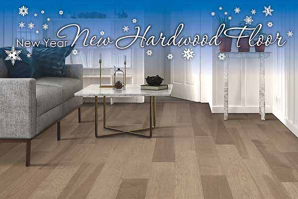 Save on Hardwood Flooring during our New Year New Floor sale at Fine Floorz in Walnut Creek