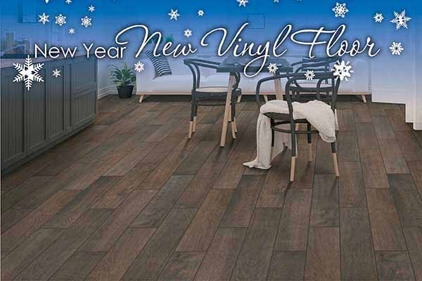 Save on Luxury Vinyl Flooring during our New Year New Floor sale at Fine Floorz in Walnut Creek
